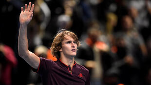 Alex Zverev is competing at the end of season championships for the first time.