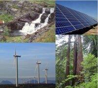 Gió, nước, nắng, cây : Các nguồn năng lượng tái tạo
