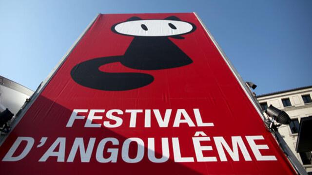 安古蘭國際漫畫藝術節每年吸引20萬觀眾
