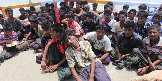 Người Rohingya theo đạo Hồi ở Miến Điện là một trong các sắc tộc bị truy bức nhất trên thế giới, theo Liên Hiệp Quốc.