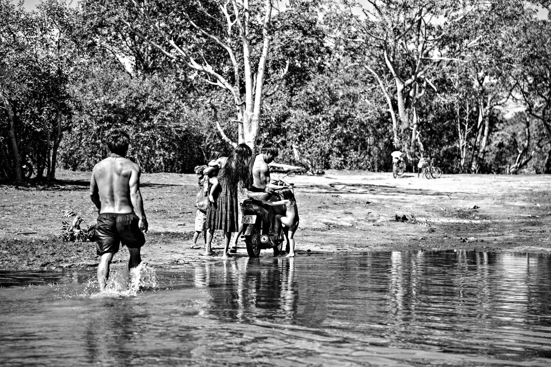 """""""Água Suja"""", da fotógrafa Liza Moura."""