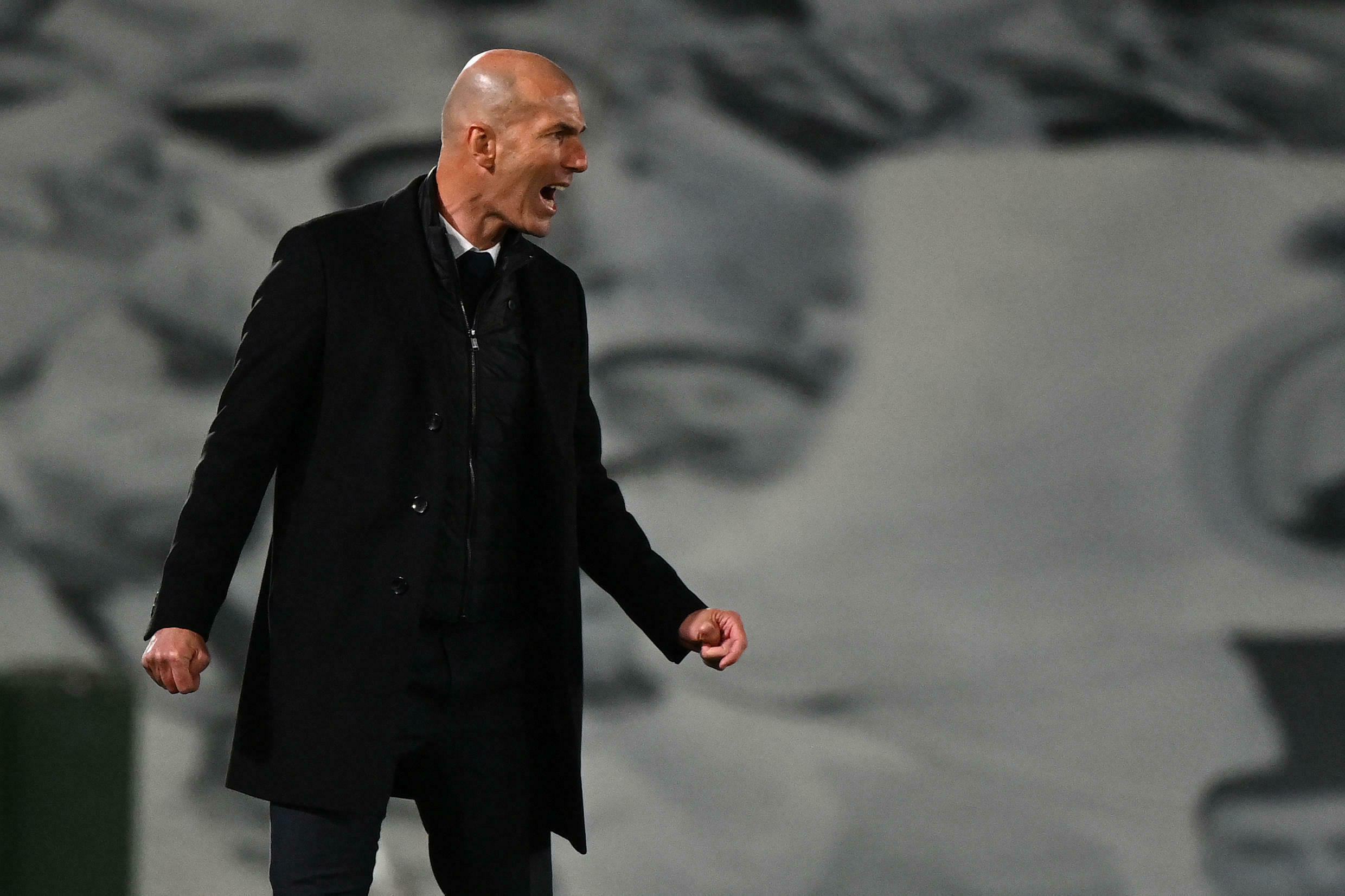Zinedine Zidane has Real Madrid in contention again for titles in La Liga and the Champions League