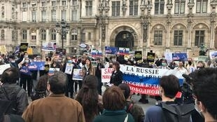 Navalny Paris