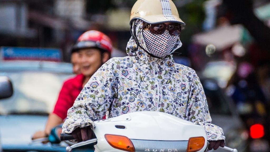 Theo tạp chí The Lancet, 13 % các ca bệnh suyễn mới ở trẻ em là do ô nhiễm không khí từ khói xe.