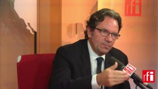 Frédéric Lefebvre.
