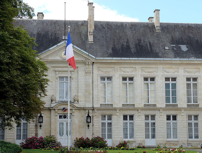 Bourges Préfecture