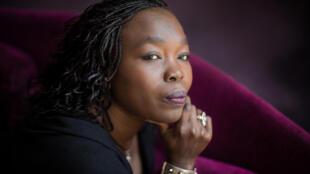 Fatou Diome © Astrid di Crollalanza-2