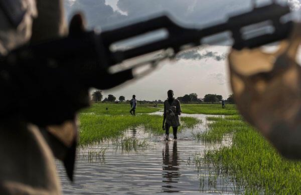 Au Soudan du Sud, la guerre civile a ravagé le pays et a fait plus de 380 000 morts. Les belligérants ont signé un accord en septembre 2018.