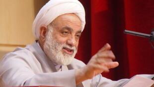 حجت الاسلام محسن قرائتی، رئیس ستاد اقامه نماز کشور