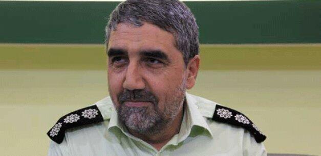 محمدحسن شکریان، رئیس پلیس فتا تهران بزرگ