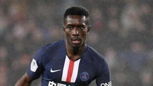 Le Sénégalais du PSG Idrissa Gueye.
