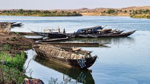 Fleuve Sénégal - Bakel - Yves Barou/Djibril Sy