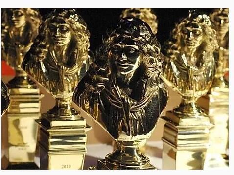 The Molière Awards theatre prize