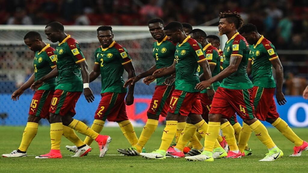 Kikosi cha Cameroon