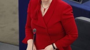 Mkuu wa sera za kigeni wa baraza la umoja wa ulaya,Catherine Ashton.