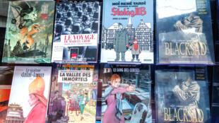 Hàng năm, nước Pháp xuất bản hơn 5.000 tập truyện tranh đủ loại
