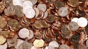 Euro centimes