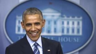 Le président Obama peut se féliciter du chiffre du chômage aux Etats-Unis, tombé à 4,7 %.
