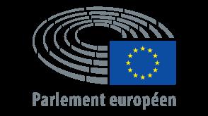 Logo du Parlement européen.