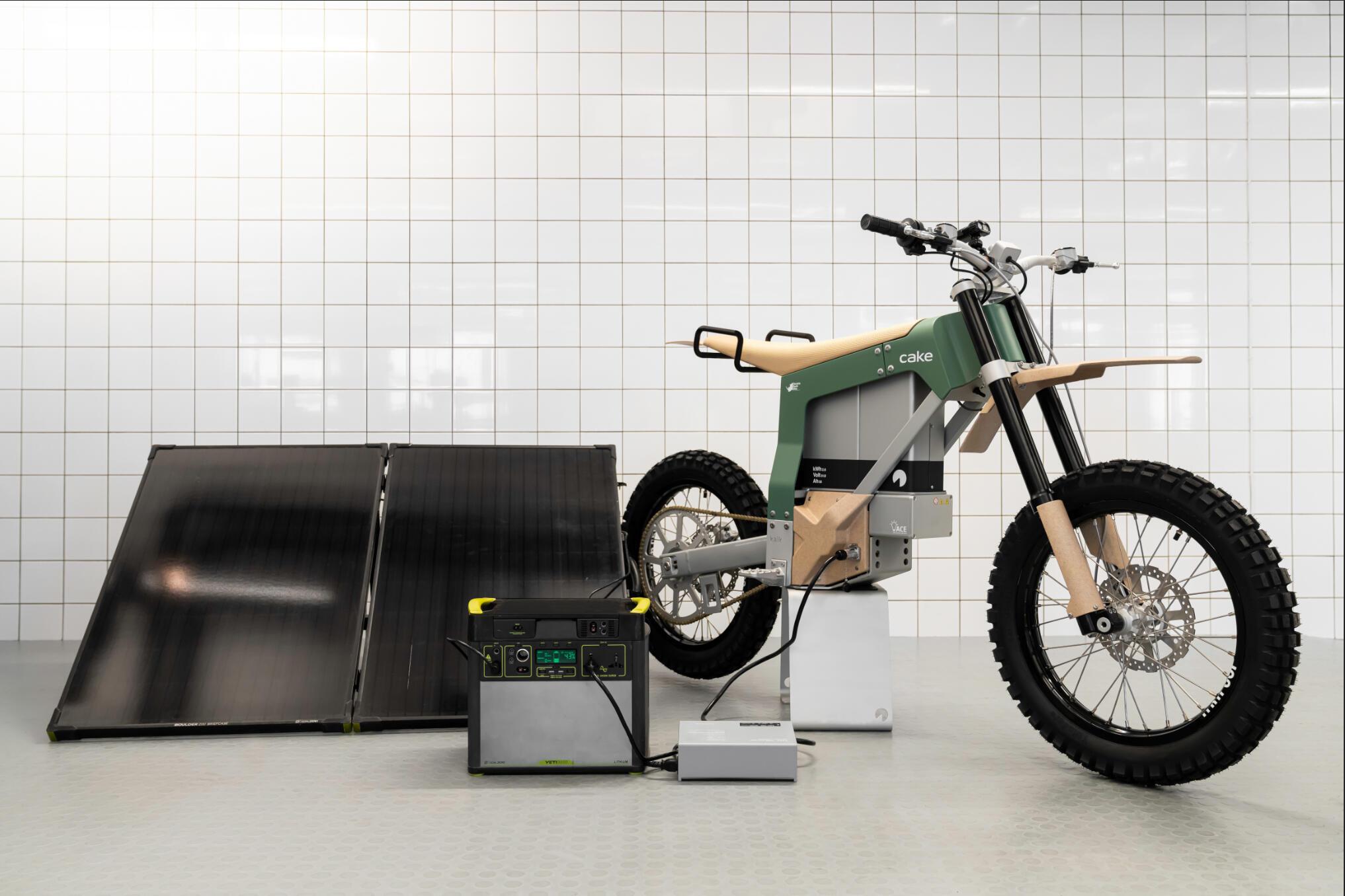 Kalk Anti-poaching bike_uses solar energy_Credit_Cake