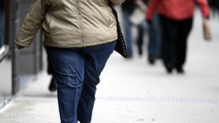 Obesidade atinge quase 40% dos adultos americanos.