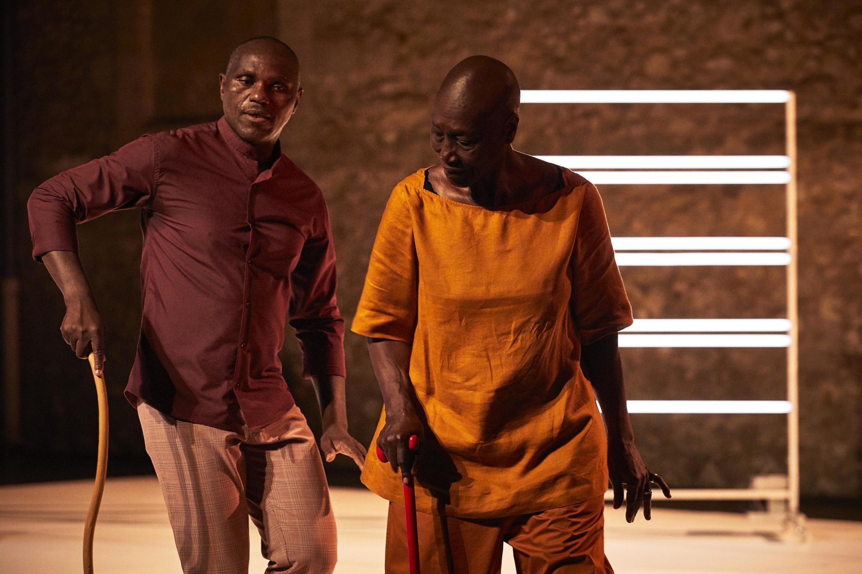 Dancing for all in Salia Sanou's 'Multiple-s' in the Cour Minérale at the Avignon Festival 2019
