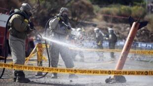 O exercício militar envolvendo a população, para verificar se o país está preparado para eventuais ataques, termina nesta quarta-feira, 29/05/2013, em Israel