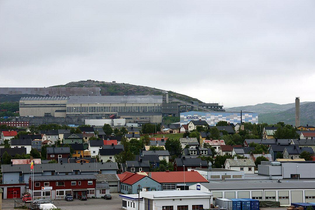 Kirkenes, au nord de la Norvège. (Photo d'illustration)