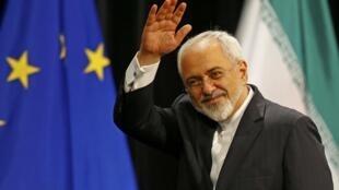 Muhammad Javad Zarif na Iran