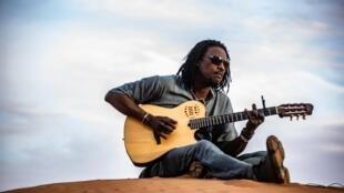 Portrait du musicien Habib Koité.