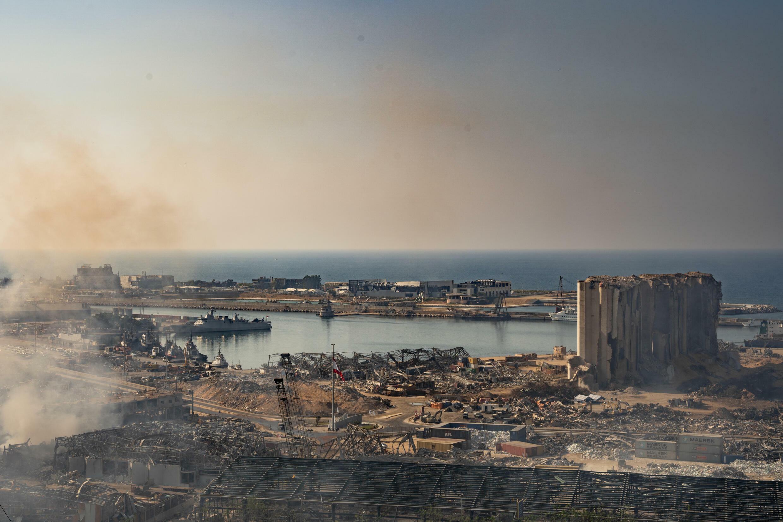 Le 4 août 2020, 500 tonnes de nitrate d'ammonium explosent dans le port de Beyrouth.