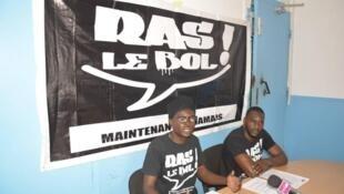 Le mouvement citoyen Ras-le-bol. (image d'illustration)