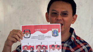 En Indonésie, la vague des «fake news», ces informations volontairement fausses qui circulent sur les réseaux sociaux, n'a pas épargné l'élection en cours du gouverneur de la capitale Jakarta, Basuki Tjahaja Purnama.