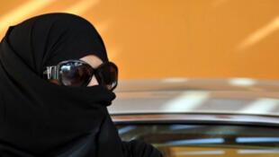 Las mujeres en Arabia Saudita no pueden conducir
