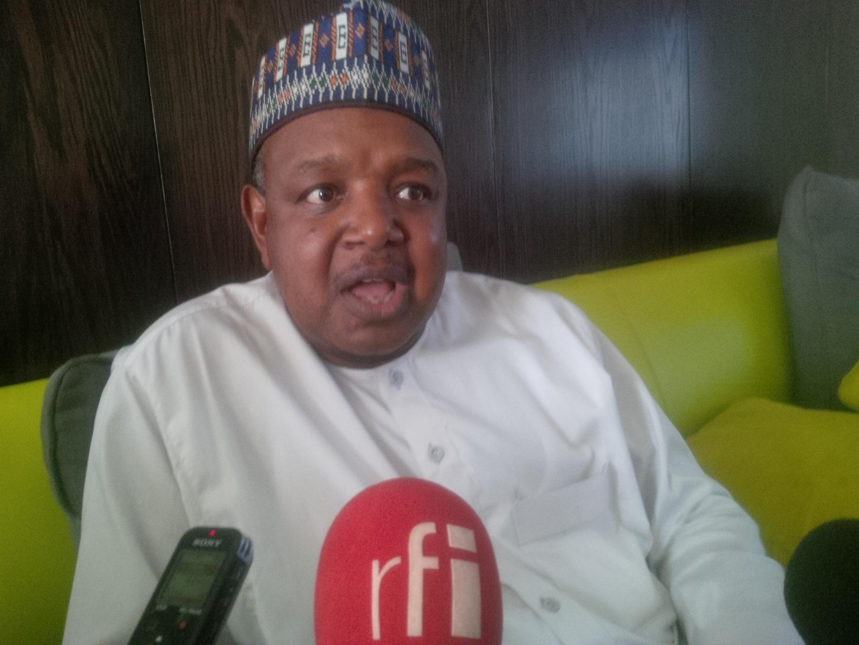 Gwamnan Jihar Kebbi a zantawarsa da RFI Hausa