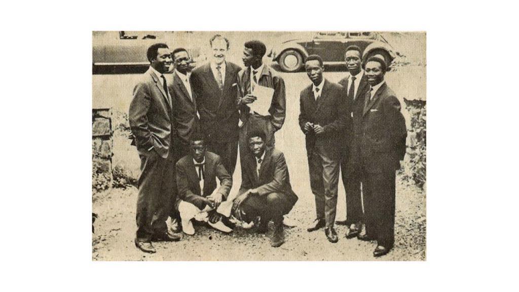 African Jazz de Joseph Kabasele 1960.