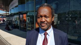 Diakaridia Traoré, professeur d'amélioration génétique animale, directeur général du Centre nationale d'Insémination artificielle animale.
