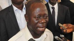 Shugaban Jam'iyyar APC na kasa Comrade Adams Oshoimhole