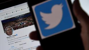 Twitter ha dicho que los resultados de las búsquedas muestran lo que está pasando en la plataforma