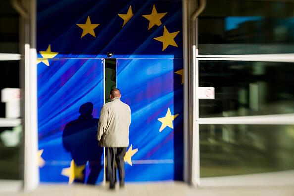 Acesso à Comissão Europeia em Bruxelas