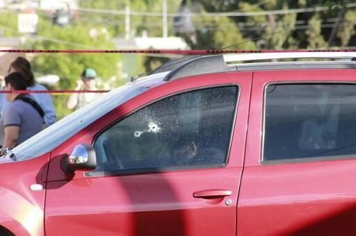 Miroslava Breach Velducea a été tuée alors qu'elle sortait de chez elle jeudi 23 mars 2017, à Chihuahua.