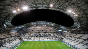 The Vélodrome in Marseille is celebrated as a cauldron of fans' passion.