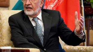 زلمای رسول، وزیر امورخارجۀ افغانستان