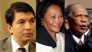 Les trois candidtas contestés, Andry Rajoelina, Lalao Ravalomanana et Didier Ratsiraka, pourront se désister et présenter un autre canditat de leur parti.