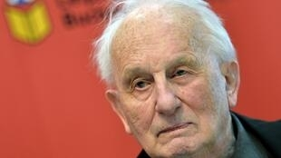 Le dramaturge allemand Rolf Hochhuth (ici en 2016) est décédé le 13 mai 2020, à l'âge de 89 ans.