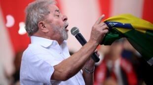 Ông Lula da Silva, cựu tổng thống Brazil.