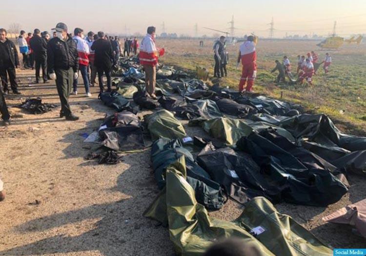 سفارت افغانستان در ایران اعلام کرد که هویت ۷ نفر از قربانیان افغان هواپیمای اوکراینی مشخص شده است.
