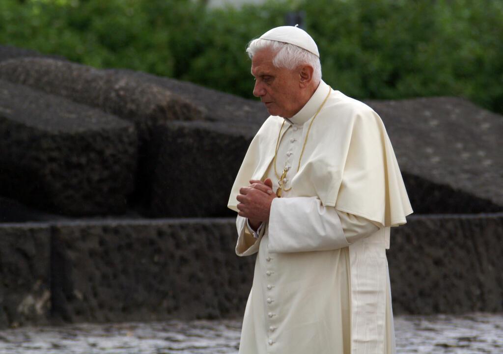 O Papa Emérito Bento XVI