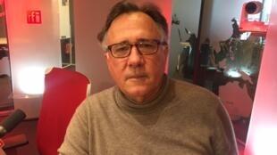 O historiador e cientista político Luiz Felipe de Alencastro.