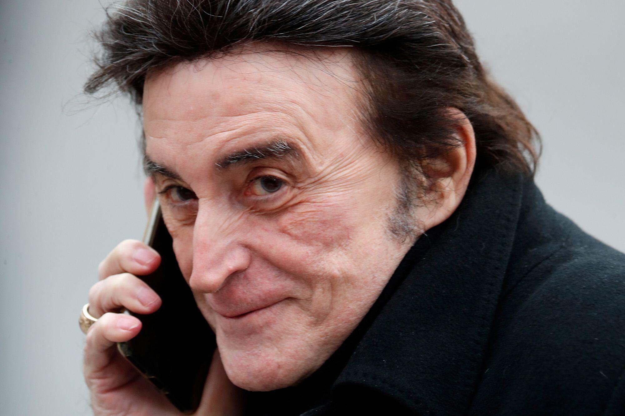 Dick Rivers, một trong những ca sĩ nhạc rock tiêu biểu của Pháp, cùng với Johnny Hallyday và Eddy Mitchell